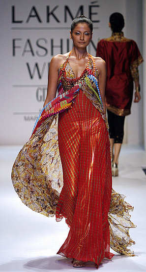 Lakme Fashion Week: Nikasha Tawadey Spring 2009