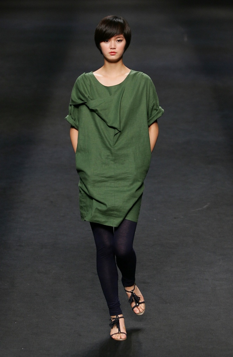 Seoul Fashion Week: Kim See Yang Spring 2009