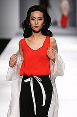 Seoul Fashion Week: Yang Hee Deuk Spring 2009