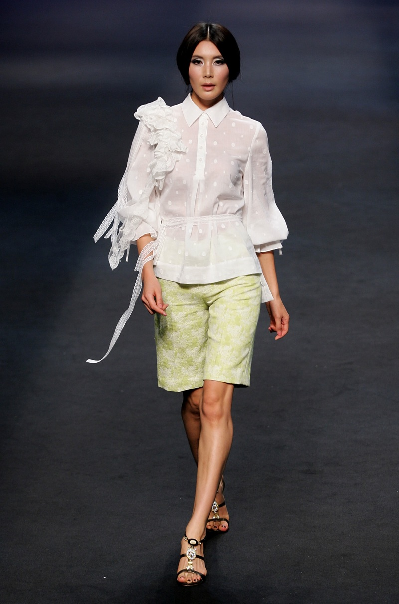 Seoul Fashion Week: Jo Myung Rye Spring 2009