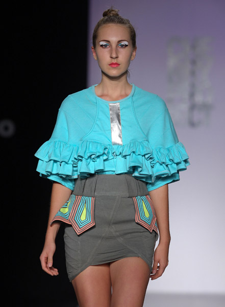 Mexico Fashion Week: Cherry Project Spring 2009