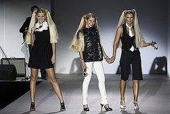 Moscow Fashion Week: Lena Lenskaya Spring 2009