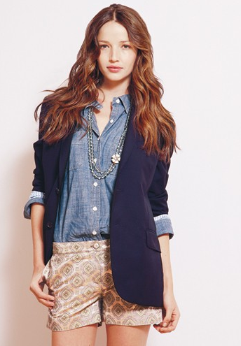 Spring 2009 at J.Crew and Madewell