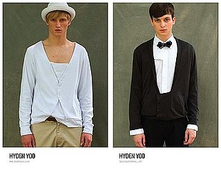 Hyden Yoo Spring 2009 Look Book