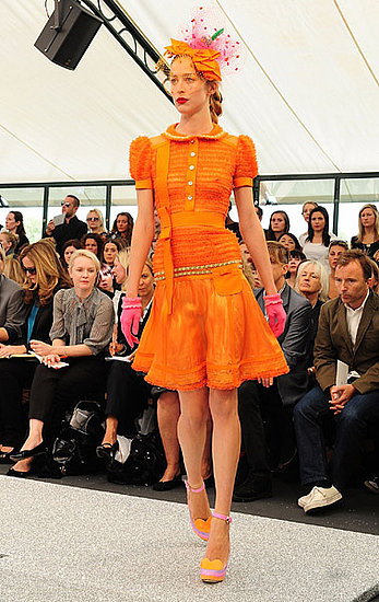 Spring 2009 Trend Report: Orange Crush