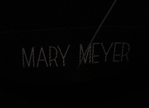 In The Showroom: Mary Meyer Spring 2009