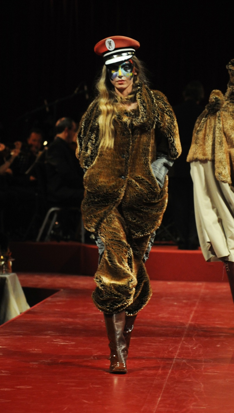 Vivienne Westwood Gold Label Collection Spring 2009