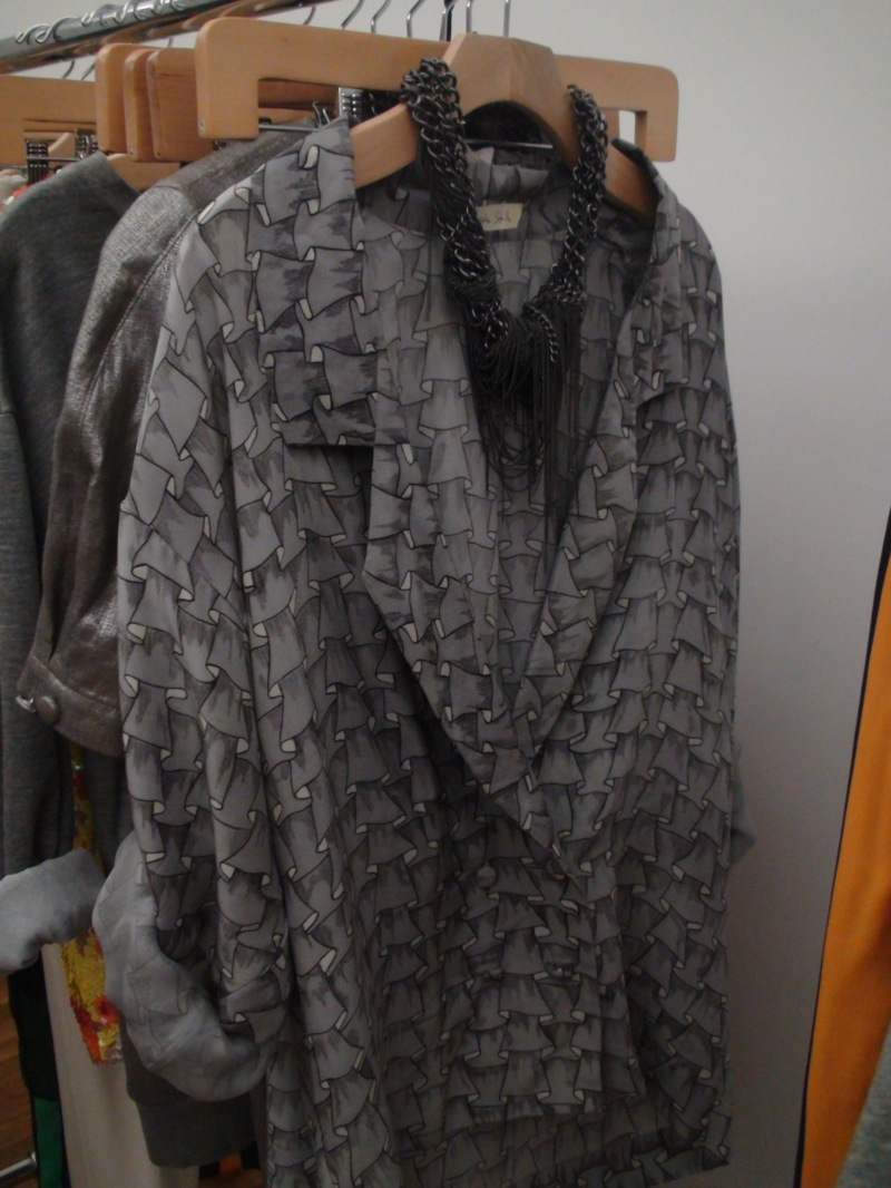In The Showroom: Natascha Stolle Spring 2009