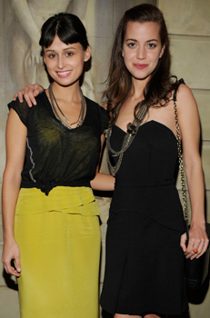 2008: Women In Need (WIN) dinner (from NY Social Diary)
