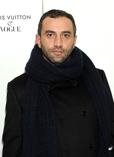 Riccardo Tisci, designer for Givenchy