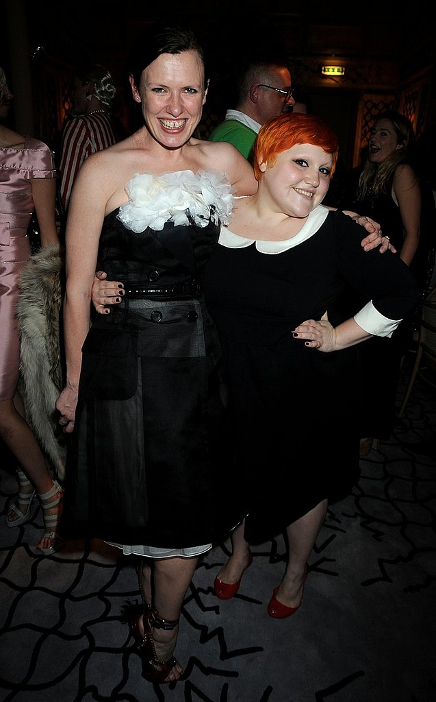 Katie Grand and Beth Ditto