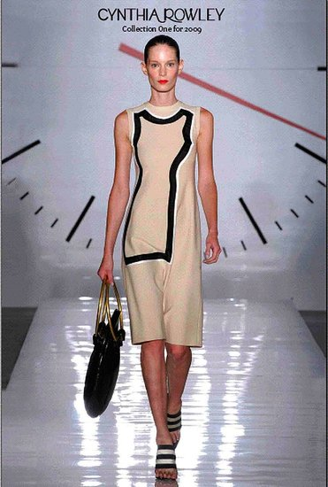 Cynthia Rowley Spring 2009 Collection &amp; Look Book 