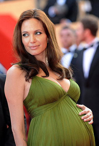 Angelina Jolie tops the Glamour List
