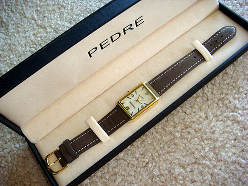&lt;3 my new Pedre watch