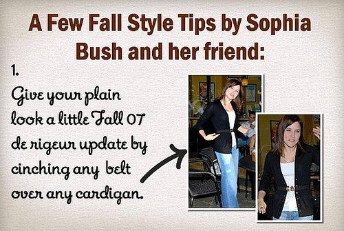 More Sophia Bush