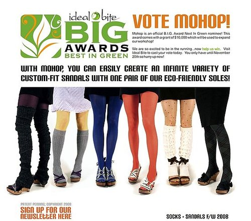 Vote for best in green!