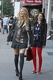 Full Article of Gossip Girl Fashion from the New York Times