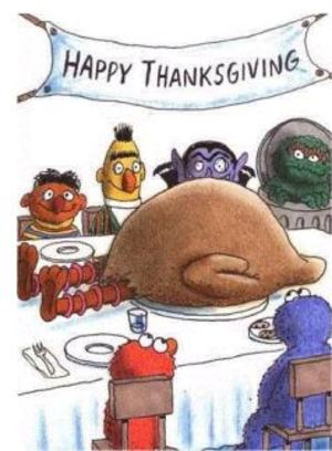 Have a Warm and Happy Thanksgiving!