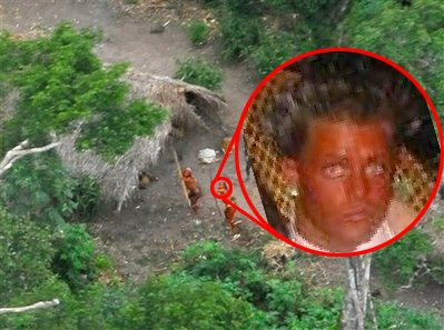 Uncontacted Amazonian Tribe: The True Douchebaggery Story