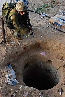 Under Gaza: Tunneling Through Sand for Food, Weapons, Oil