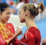 China wins team gold.