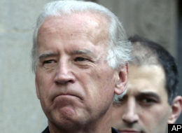 "Joe Biden Tells Reporters: ""I'm Not The Guy"""