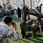 Kids Flock to Hezbollah Shrine, Abu Ghraib to Open Museum