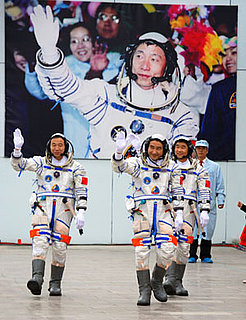 China Takes a Giant Leap Forward With Its First Space Walk