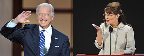 Palin v. Biden: Who's Watching the VP Debate With Us?!
