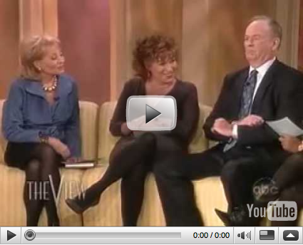 Briefing Book! Bill O'Reilly and the Ladies at The View Go At It