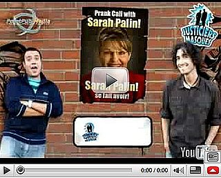 Sarah Palin Gets Pranked! Chats With Faux President Sarkozy
