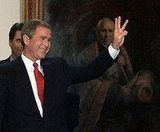 2000: Bush Wins Close Race