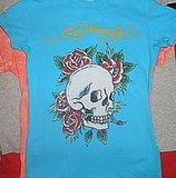 Ed Hardy LOVERS.............BEWARE of FAKES on eBay!