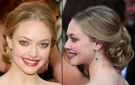 2009 Golden Globe Awards: Amanda Seyfried