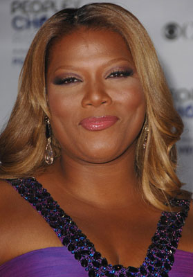 How To Do Queen Latifah's Makeup From the 2009 People's Choice Awards