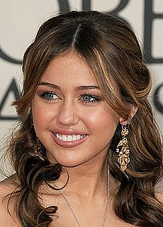 Miley Cyrus Golden Globes: Makeup Tutorial