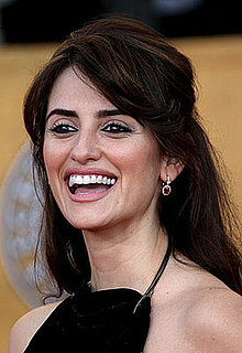 Penelope Cruz at the 2009 Screen Actors Guild Awards
