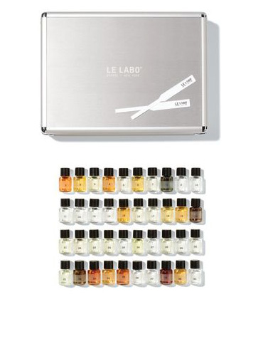 Le Labo Olfactory Dictionary
