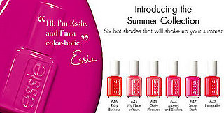 Essie 2008 Summer Collection