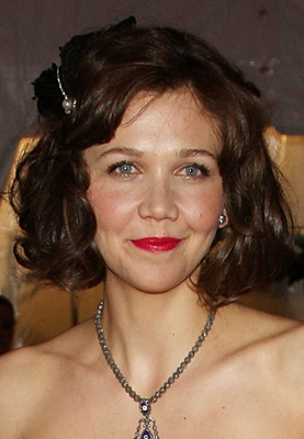 Maggie Gyllenhaal at the Costume Institute Gala