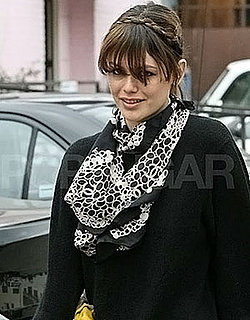 Rachel Bilson's Thin Braid