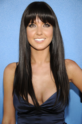 Audrina Patridge at the 2008 MTV Movie Awards