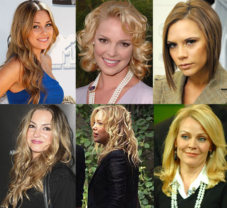 Celebrities That Wear Hair Extensions