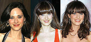 Which Hairstyle Do You Prefer on Zooey Deschanel?