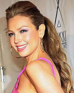 Love It or Hate It? Thalia's Matchy Pink Eye Shadow