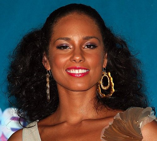 Alicia Keys Makeup Tutorial