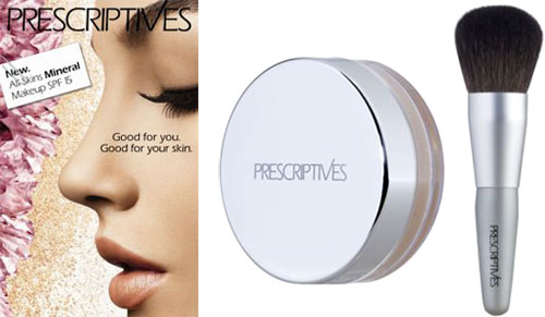 Prescriptives All Skins Mineral Makeup SPF 15