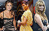 Black Nail Polish, Mischa Barton, Rihanna, Lauren Conrad
