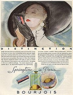 Vintage Beauty Ads from the Thirties