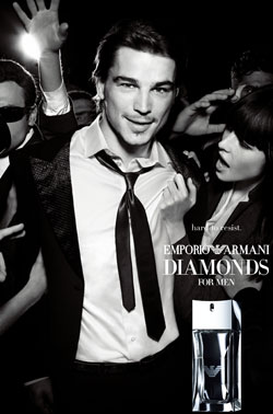 Coming Soon: Emporio Armani Diamonds For Men